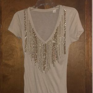 Thread 4 Thought V Neck